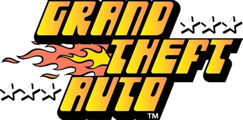 Auto 1 Logo by Bild Grand Theft Auto 1 Logo Png Gta Wiki