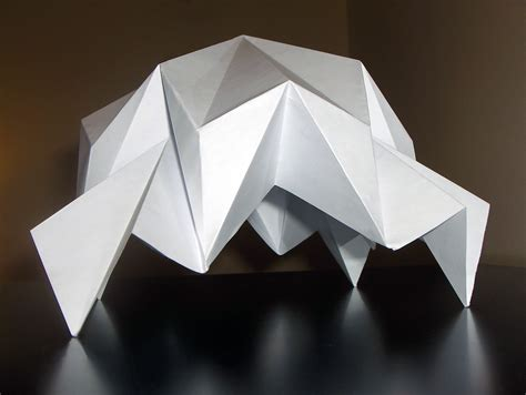 origami prototyping 3 dimensional origami folded structures by tewfik tewfik