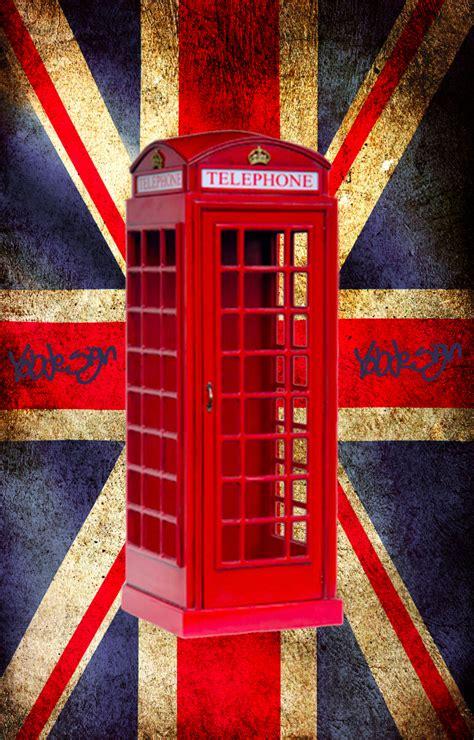 numero cabina telefonica inglese a grandezza naturale cabina telefonica retr 242 in