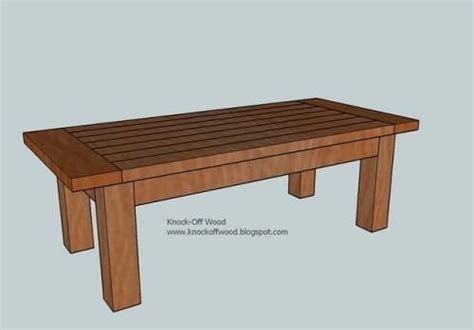 tryde coffee table coffee table plans diy coffee table