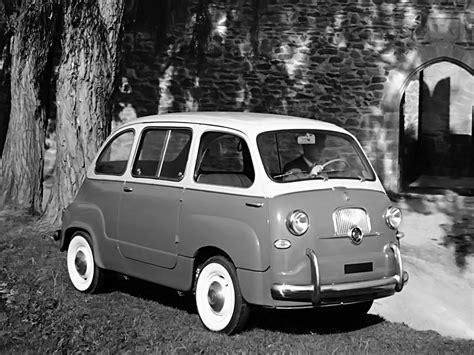 fiat multipla 600 fiat 600 multipla specs 1955 1956 1957 1958 1959