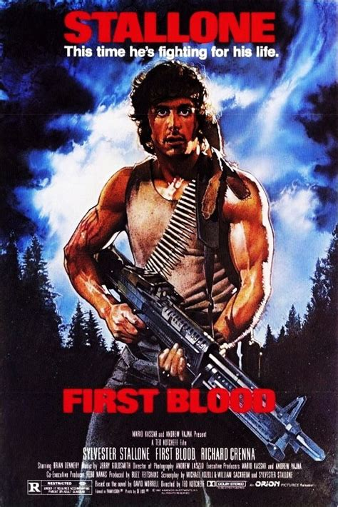 film action rambo 4 first blood 1982 the cinematic frontier