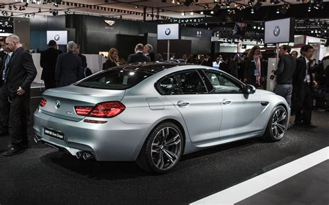 2014 bmw m6 gran coupe rear wallpaper apps directories