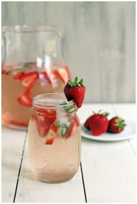Basil Detox by Strawberry Basil Water Food Detox Waters