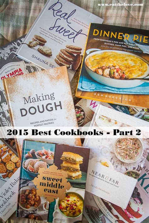 best cookbooks best cookbooks 2015 roundup part 2 plus giveaway eat the love