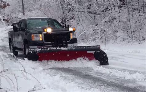 snow plow snow plow trucks for sale autos post