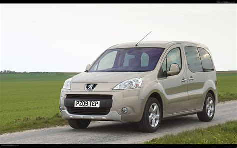 peugeot partner 2009 2009 peugeot partner tepee widescreen car photo 05