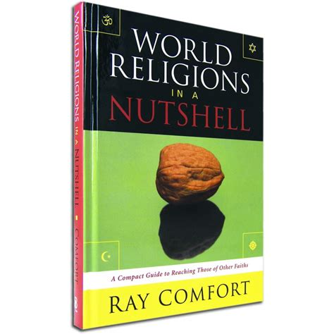 Comfort Book by World Religions In A Nutshell Comfort Book