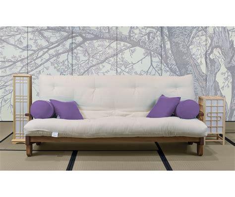 divani letto futon divano letto futon salice vivere zen