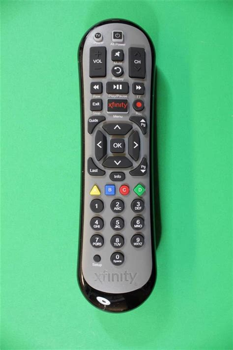 Comcast Search Remote With Voice Xfinity Pdf