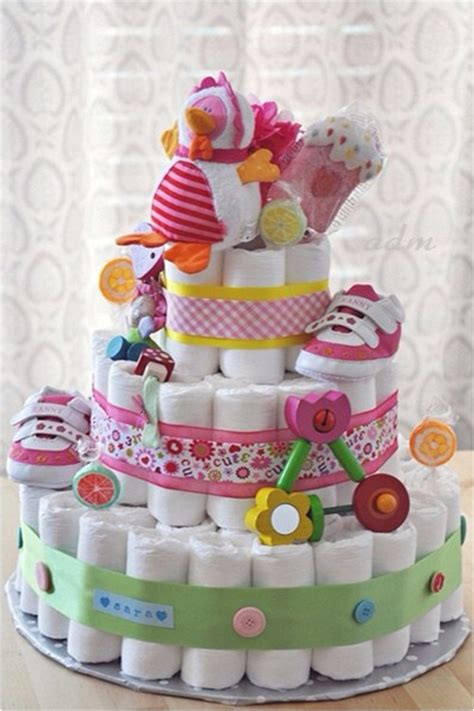 Baby Shower Gift Ideas by Baby Shower Gift Ideas How To Make A 3 Layer Diy