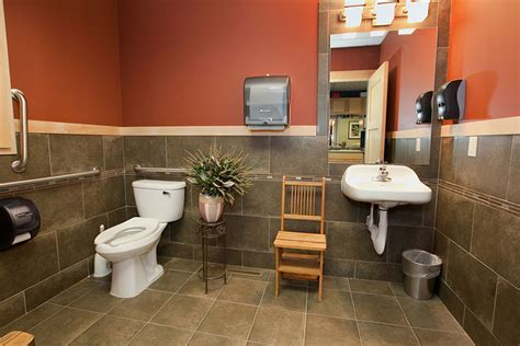 Office Bathroom by Office Suite Gallery