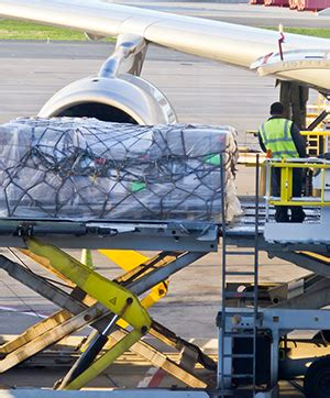safety standards cargo handling royal air freight michigan