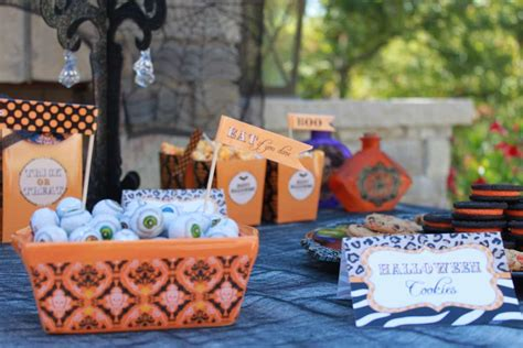 halloween themed bunco halloween bunco halloween party ideas photo 6 of 15