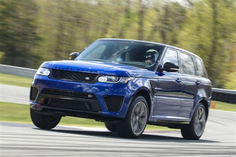 range rover sport engine 2018 land rover range rover sport svr review engine and