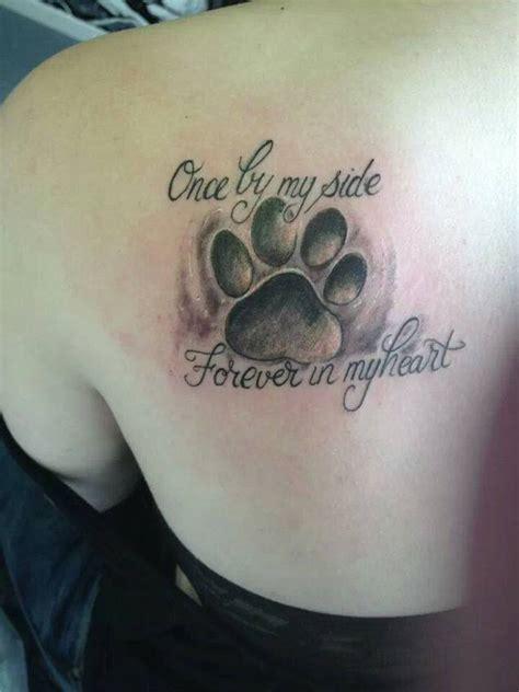 tattoo hondenforum