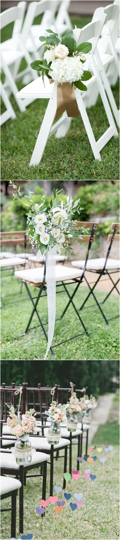 20 must wedding chair decorations for ceremony best 25 wedding chair decorations ideas on wedding chair covers chair decoration