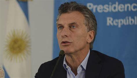 ultimos anuncios econmicos de mauricio macri macri vuelve a aumentar tarifas de luz en argentina