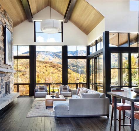 by 1 kindesign architecture interior design please leave a breathtaking contemporary mountain home in steamboat