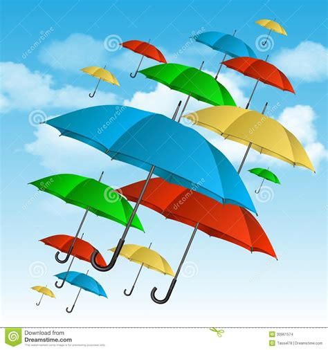 flying high living free chronicle of a sky diver books vector colorful umbrellas flying high