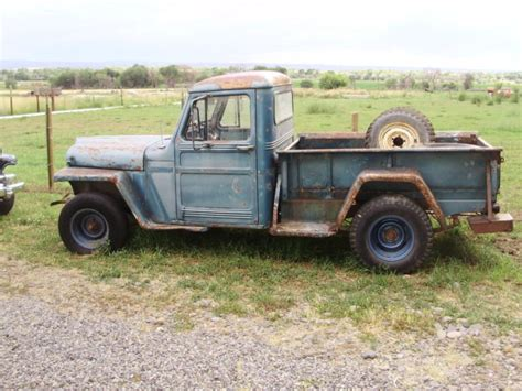 1961 Willys Jeep Parts 1961 Willys 4x4