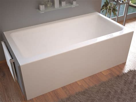 Drop In Bathtub pontormo 32 x 60 front skirted drop in bathtub soaker tub ebay