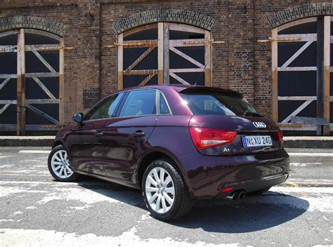 Price For Audi A1 by Audi A1 Sportback Review Caradvice