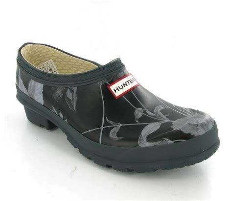 clogs for uk new womens rhs gardening clogs grey black