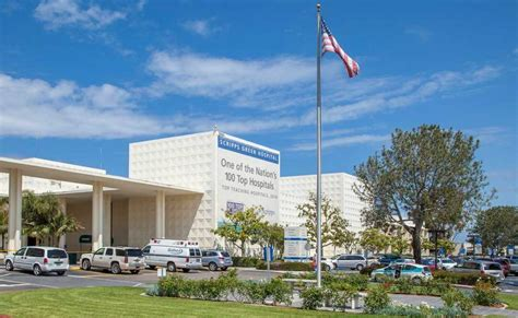 Scripps Green Hospital Emergency Room by Scripps Green Hospital San Diego California Scripps