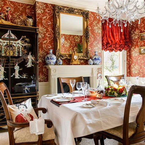 Edwardian Dining Room by Dining Room Take A Tour Around A Detached Edwardian Home