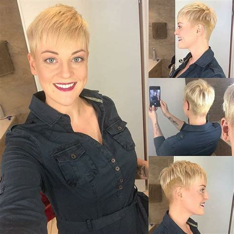 beautiful short hairstyles  kurze haare