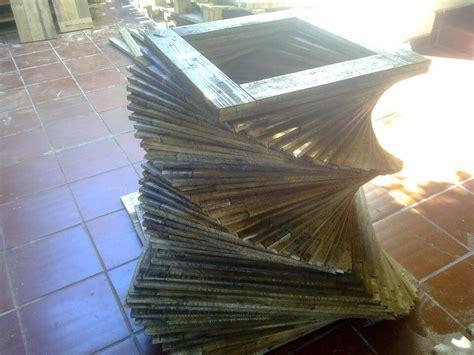Spiral Planter by Pallet Spiral Planter 99 Pallets