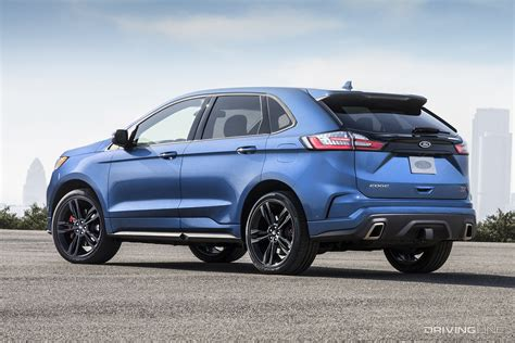 ford edge crossover hatch meets crossover suv the 2019 ford edge st
