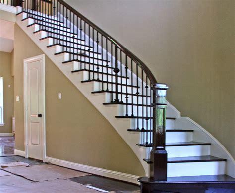Rod Iron Staircase Stairways
