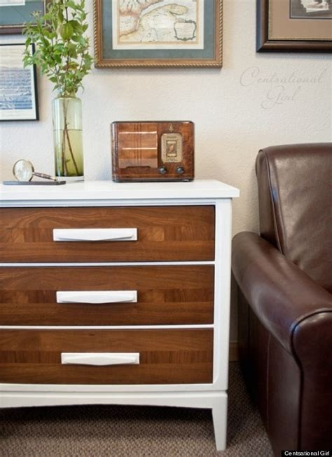 Painting Wood Dresser by 9 Ways To Make Cheap Furniture Look Expensive Huffpost