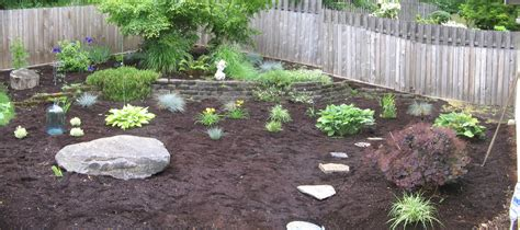 backyard maintenance low maintenance garden design hip chick digs