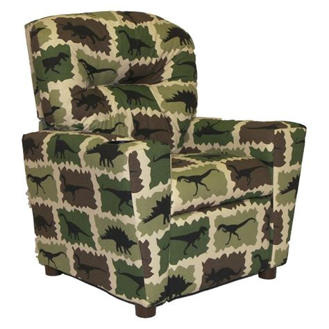 camo recliner chairs youth camo recliner kidz world mossy oak camouflage kid