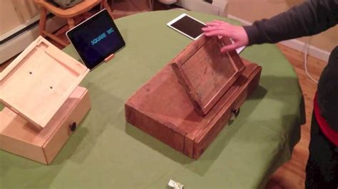 How To Make A Paper Register - rustic register