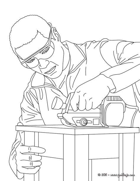 imagenes de hombres trabajando para colorear dibujos de carpinteros para pintar colorear im 225 genes