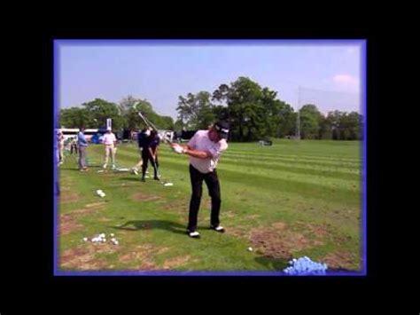 jimenez golf swing miquel angel jimenez golf swing analysis youtube