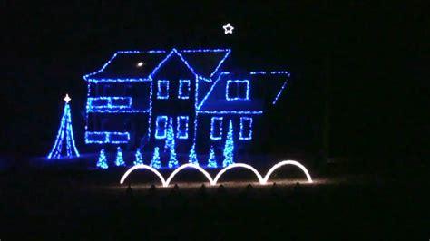 silent night mannheim steamroller ms christmas light show