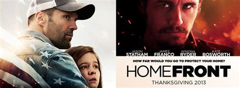 film with jason statham and james franco exclusive tv spot for homefront starring jason statham