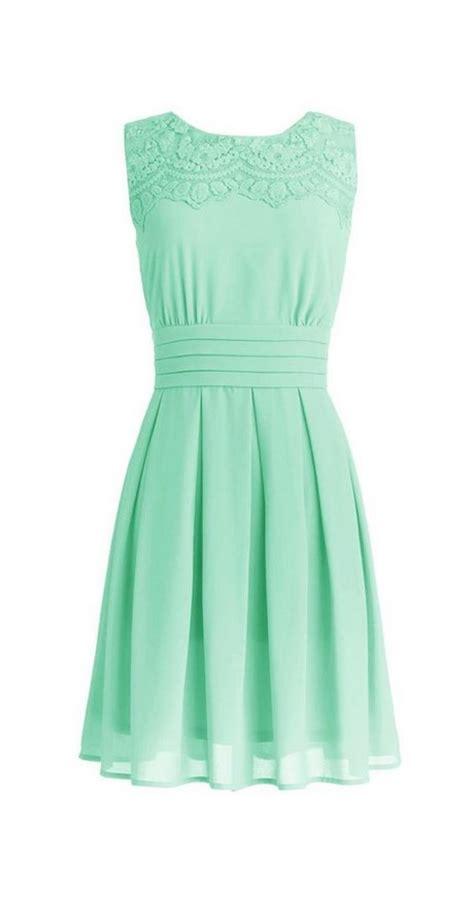 kleid mintgruen