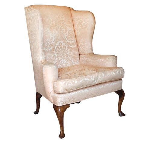 wonderful wing chairs black design