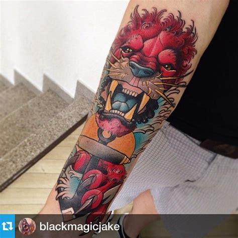 black magic tattoo designs black magic jake new school tattoos
