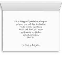 Gracious Thank You Letter For Donation Best 25 Sympathy Thank You Notes Ideas On