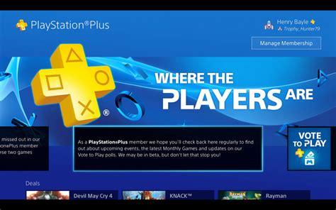playstation plus wann neue spiele ps4 systemsoftware 3 00 ab morgen verf 252 gbar alles was