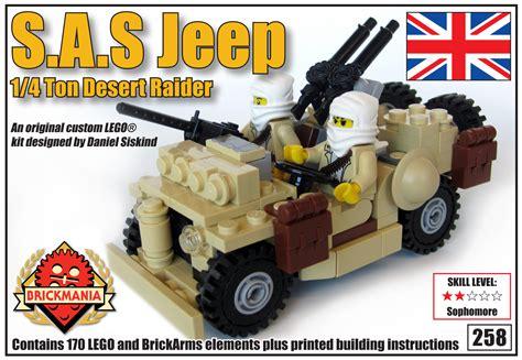 brickmania jeep s a s jeep out now brickmania blog