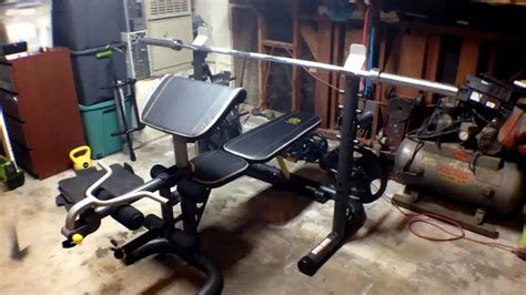golds xr 59 workout bench in depth look at golds xrs 20 olympic workout bench