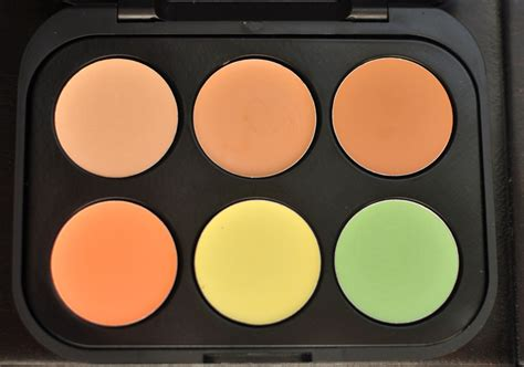 color concealer for 6 can you go wrong with the bh cosmetics 6 color
